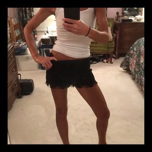 Pants - Lacy shorts